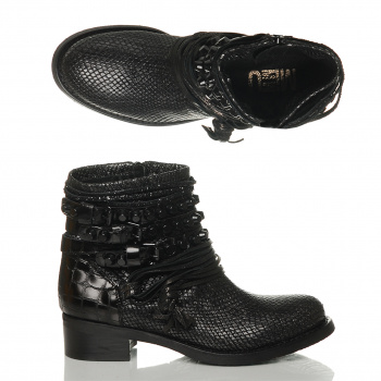 Ботинки женские Mimmu 1577B2 Fb