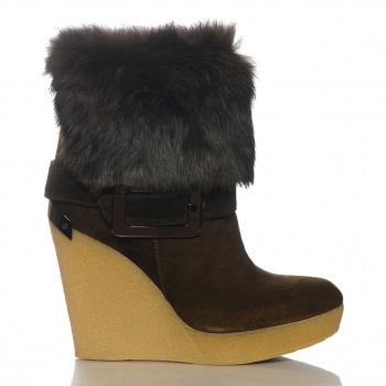 Ботинки женские Gianfranco Butteri 20804-1 L1