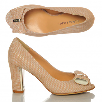 Туфли женские Fabiani 1029 F5