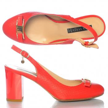 Туфли женские Luca Verdi 4382 W8