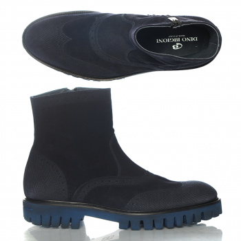 Ботинки мужские Dino Bigioni 13041 W8
