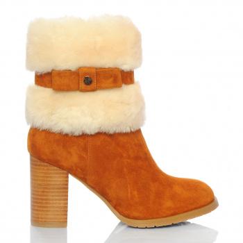 Ботинки женские Gianni Renzi 0745C Fb