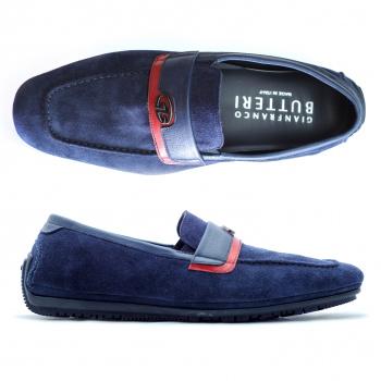 Туфли мужские Gianfranco Butteri 25350 M1