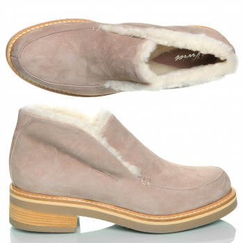 Ботинки женские Genuin Vivier 40010-1 Fb