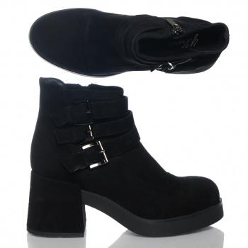 Ботинки женские Genuin Vivier 47159-1 Fb