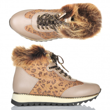 Ботинки женские Lab Milano 48602 L1