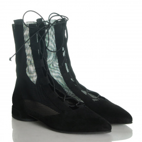 Ботинки женские Genuin Vivier 071-2 Fb