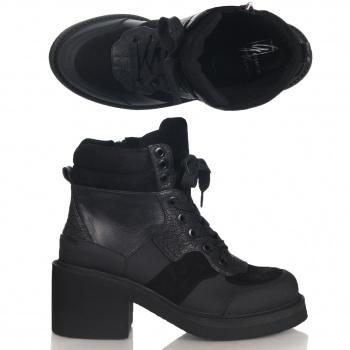 Ботинки женские Genuin Vivier 551-10 Fb