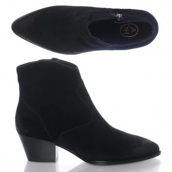 Ботинки женские ASH 119332-001 Fb